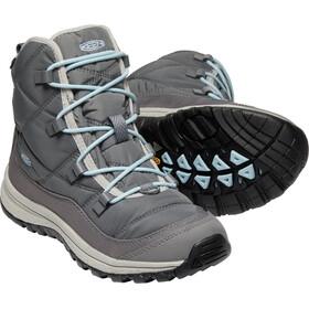 Keen Terradora Ankle WP Buty Kobiety, steel grey/paloma